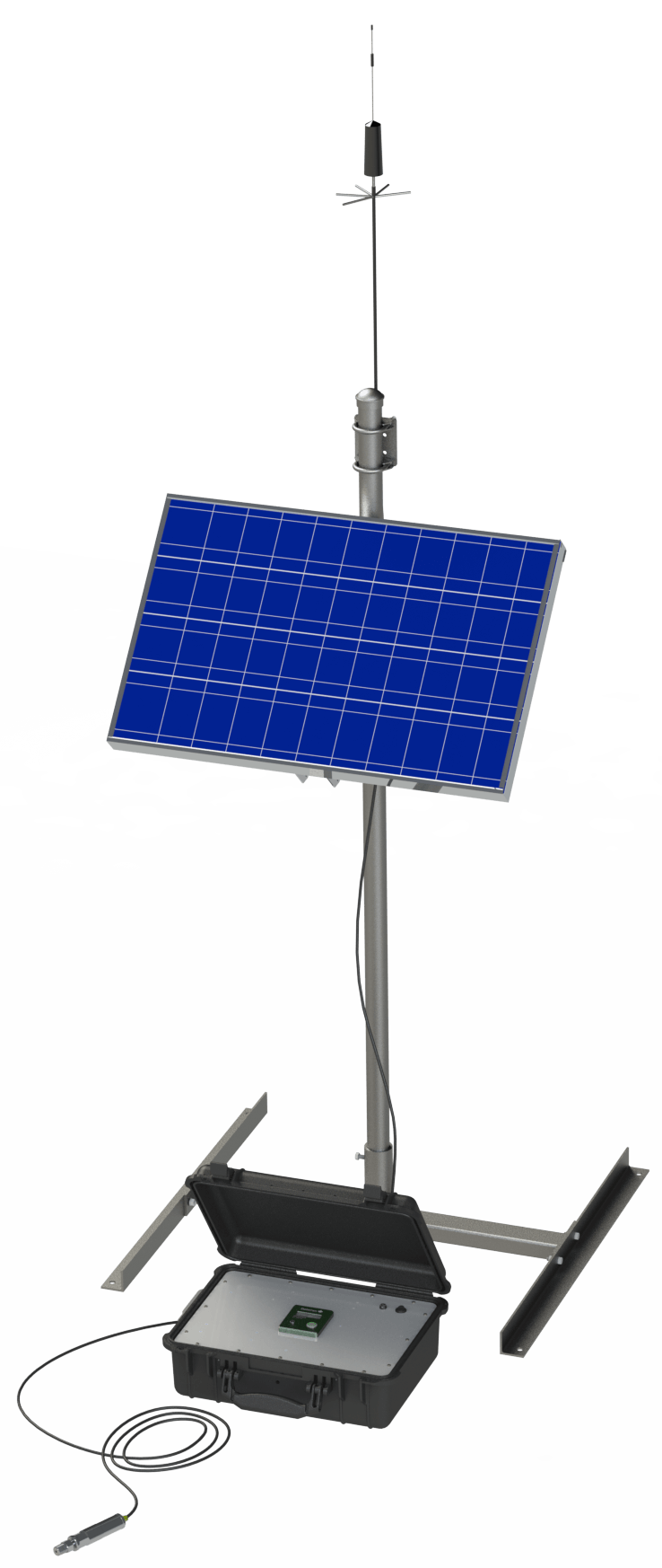 Data2Desk Portable Unit